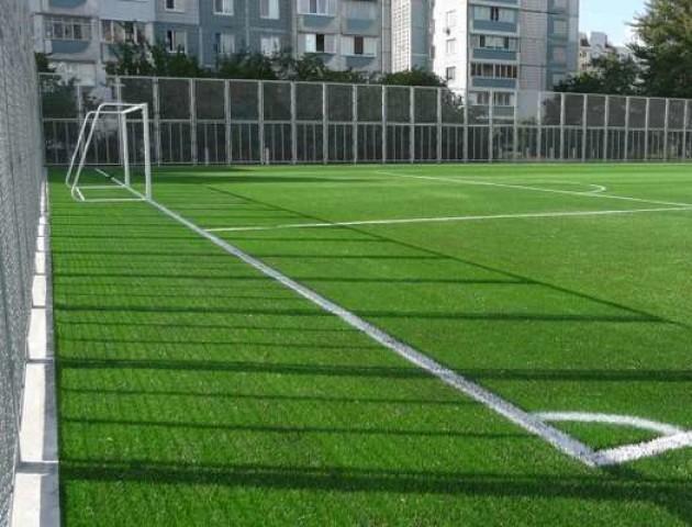 На Волинь виділять 12 мільйонів на будівництво футбольних полів