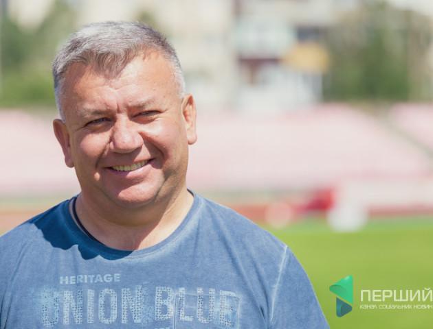 Спортивний директор «Волині» прокоментував, чи буде у клубу новий тренер