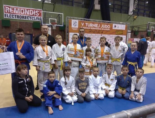 Юні шацькі дзюдоїсти привезли перемогу із польського турніру