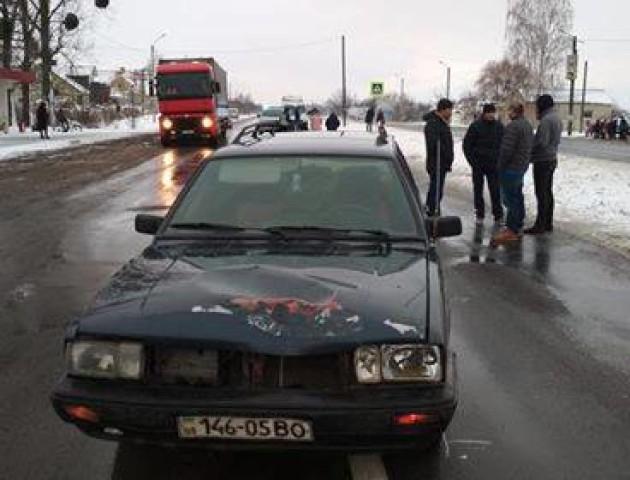 Водій, який збив на смерть дитину біля Луцька, був тверезий, – лікар-нарколог. ФОТО