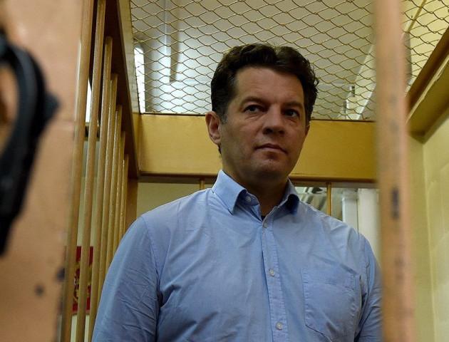 Росіяни шантажують українця Сущенка 20 роками в'язниці