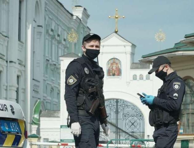 На Великдень біля кожного волинського храму чергуватиме поліція