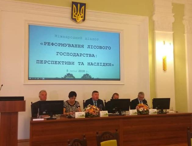 Реформа лісового господарства має бути виваженою, – Володимир Бондар