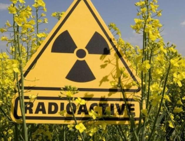 На Волині не зафіксували перевищення рівня радіації
