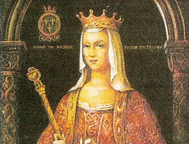 У Луцьку відкрили виставку про королеву Франції. ВІДЕО