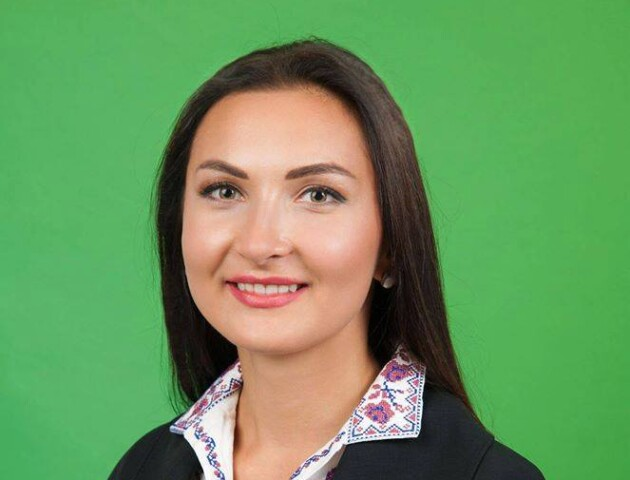Пустовіт звільнив свою радницю Мар'яну Сорочук