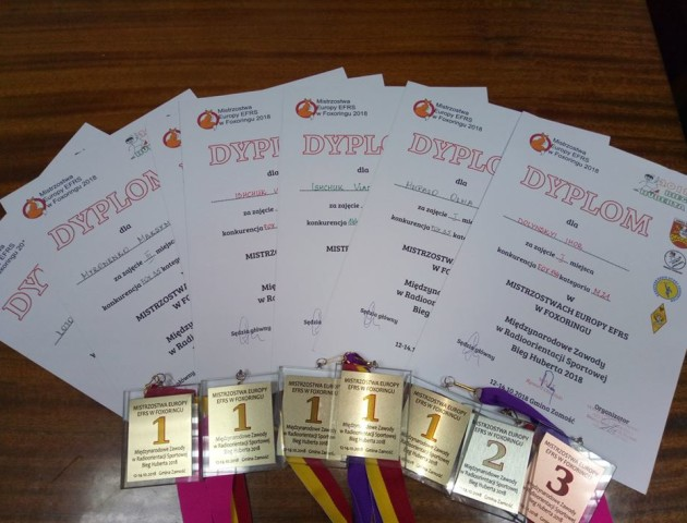 Луцькі спортсмени привезли  вісім золотих нагород з міжнародних змагань