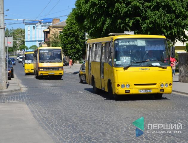 Підприємець назвала 5 причин для підняття вартості проїзду у маршрутках Луцька