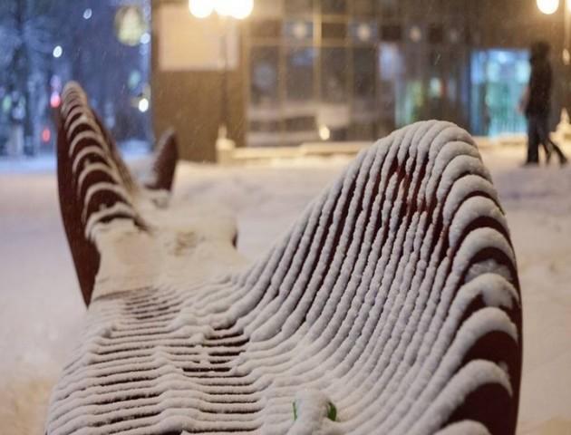 Протягом доби на Волині очікується снігопад