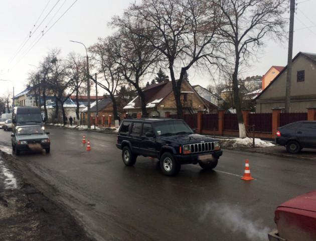 В Луцьку у аварії травмувалися двоє пішоходів