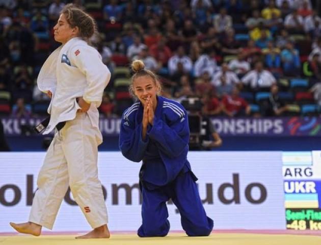Українка стала наймолодшою в історії чемпіонкою світу з дзюдо. ВІДЕО