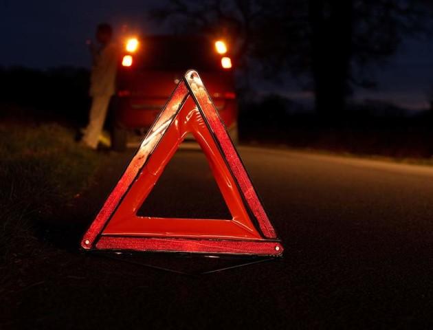 На Волині автомобіль на смерть збив велосипедистку