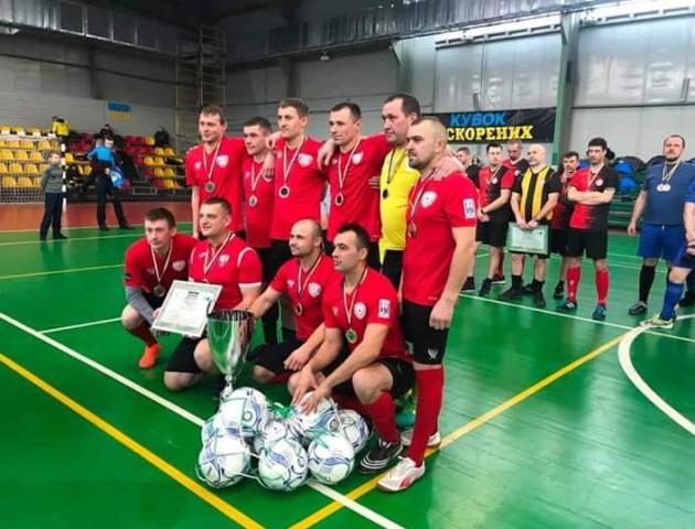 Волиняни - переможці турніру «Кубок Нескорених»