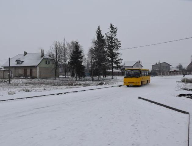 У 8 сіл Іваничівського району не заходить жодна маршрутка