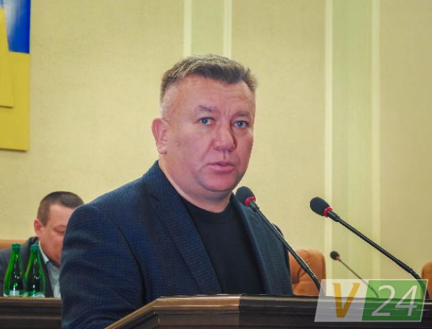 Новоспечений депутат від БПП Валентин Кошельник став спортивним директором ФК «Волинь»