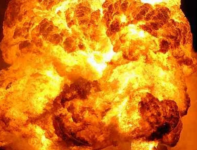У Тернополі на заводі стався вибух. ВІДЕО