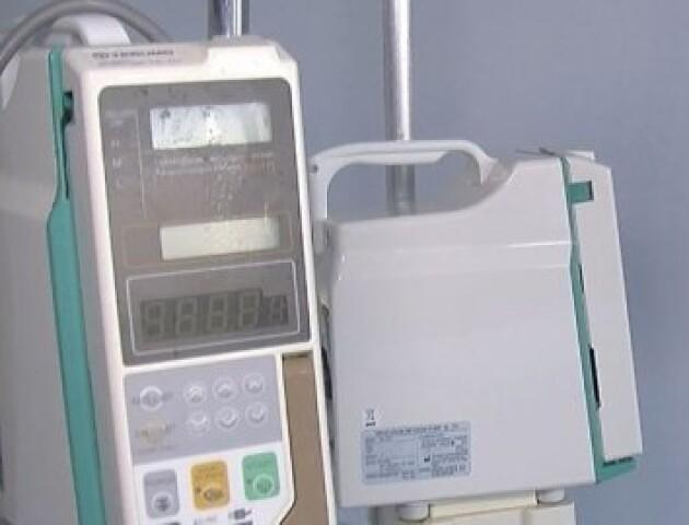 Онкогематологічний центр отримав новий інфузомат від лучанки-благодійниці