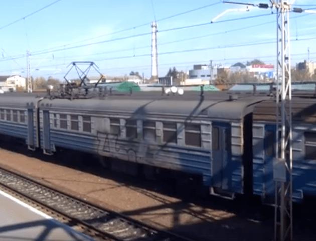 Подробиці нещасного випадку на вагоні в Луцьку. ВІДЕО