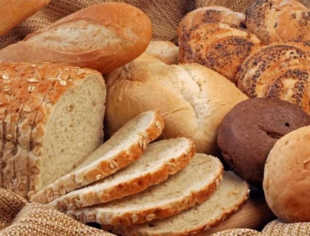 Скільки на Волині коштує хлібний кошик