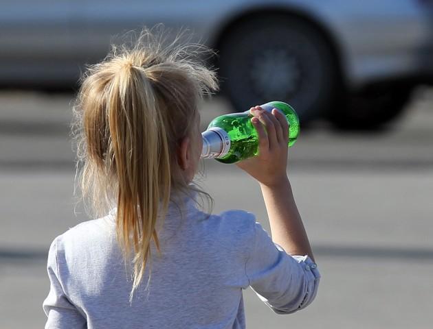 Визначили, з якого віку луцькі школярі починають вживати алкоголь