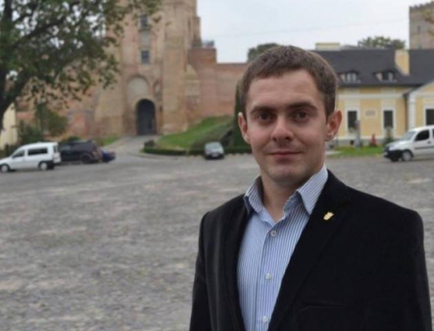 Новоспечений депутат Луцькради очолив комісію