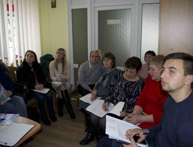 Навчений - значить озброєний: у Жидичині тренували депутатів та  посадовців