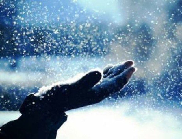 На Волині випав перший сніг. ФОТО. ВІДЕО
