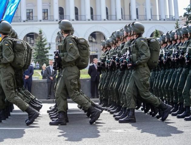 Українська армія - у десятці найсильніших у Європі