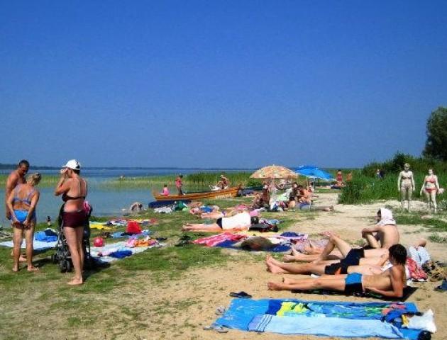 Де заборонили купатися на Волині: перелік пляжів