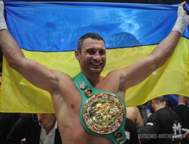 Кличко став першим українцем, який потрапив до Міжнародної зали боксерської слави