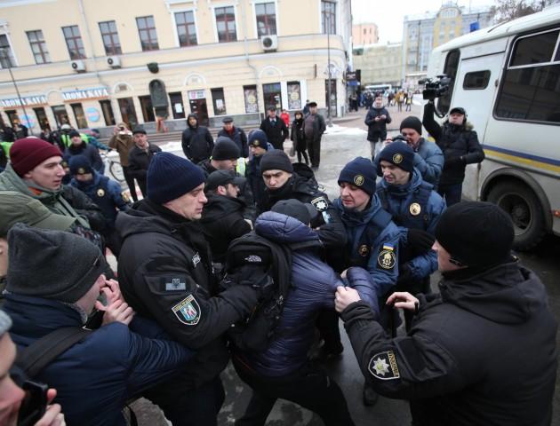 «Обидві сторони  порушили закон», – луцький адвокат про суботню колотнечу в Києві