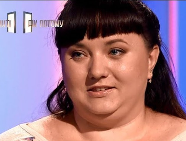 Схудла і знайшла кохання: лучанка знялася у шоу на «СТБ». ВІДЕО
