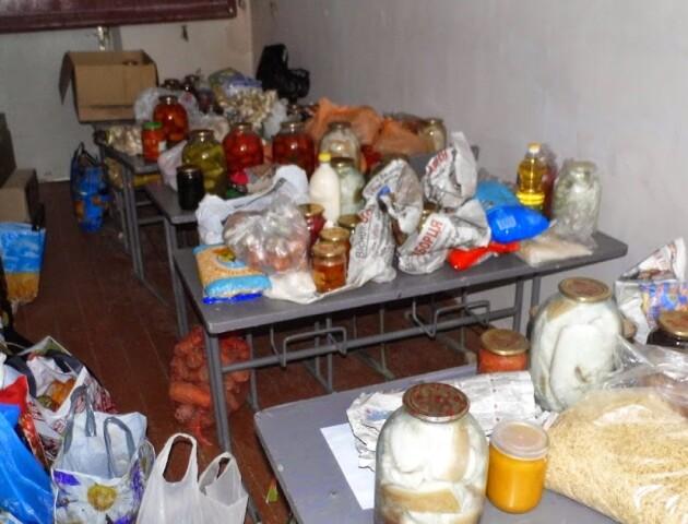 У Боратині будуть збирати продукти для обласного госпіталю ветеранів війни
