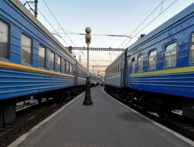 «Укрзалізниця» призначила 13 додаткових поїздів на зимові свята, серед них і на Волинь
