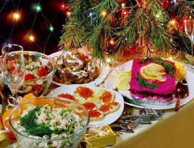 У скільки українцям обійдеться новорічний стіл