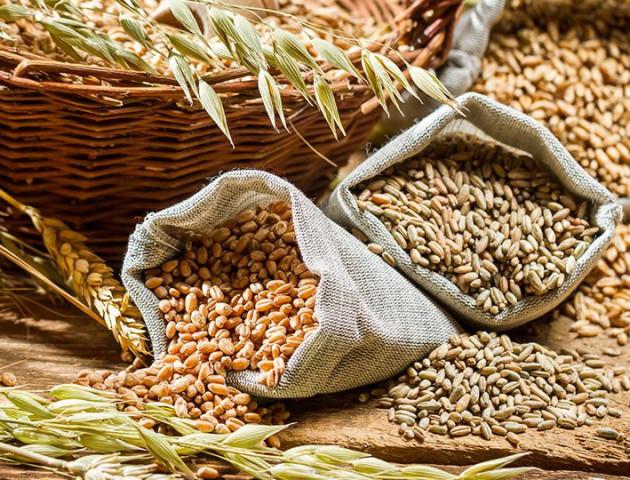 На Волині валове виробництво зернових культур перевищило мільйон тонн