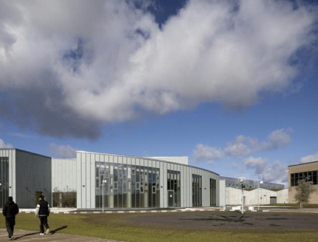 У Данії побудували найкомфортабельнішу в'язницю у світі. ФОТО