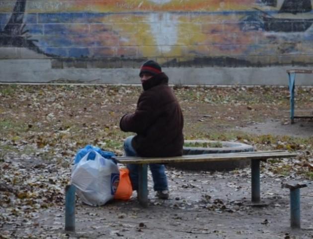 Луцьку міськраду просять знайти житло для безхатьків