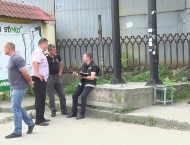 Спроба підпалу «Варшавки» в Луцьку: деталі інциденту. ВІДЕО