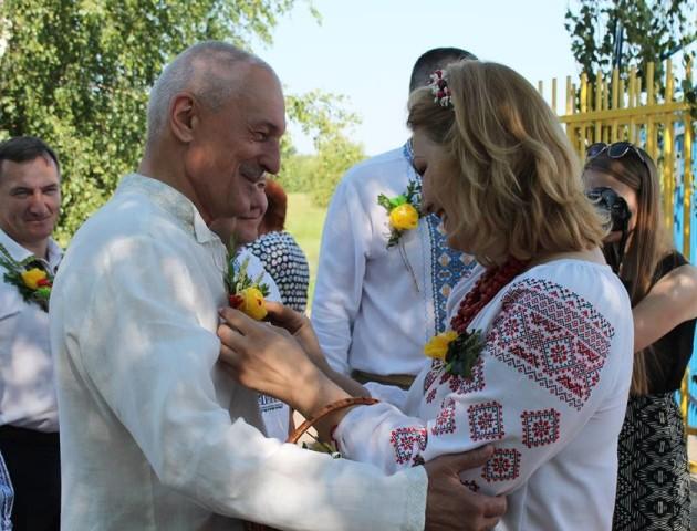 Губернатор Волині цієї неділі відгуляв весілля