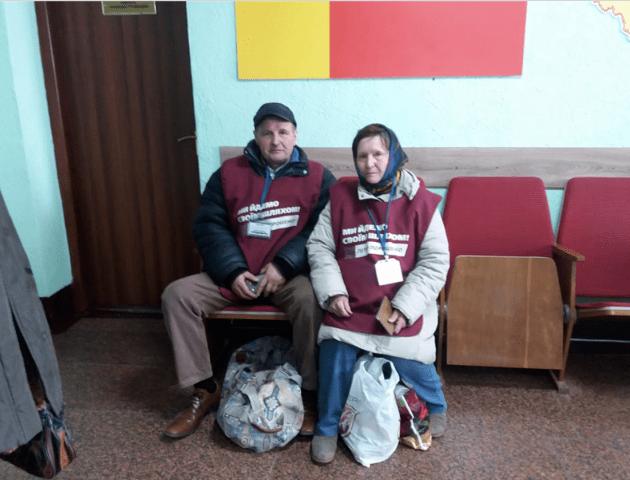 У Луцьку побили агітаторів за Порошенка