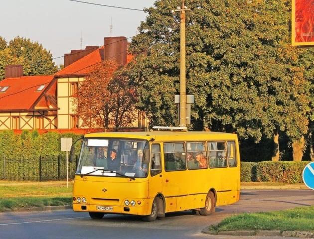 У Луцьку просять відновити маршрут №33