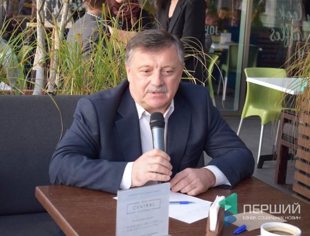 Богдан Шиба розповів, яку найбільшу помилку допустив, коли був мером Луцька