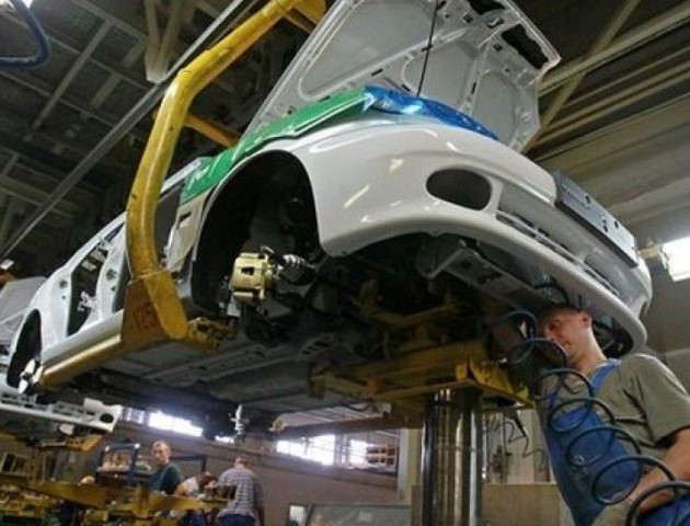 В Україні зупинили виробництво автомобілів Lanos через «євробляхи»