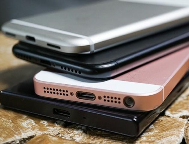 Через «Ягодин» намагалися провезти майже 3,5 тисячі телефонів