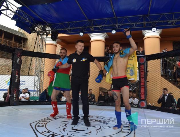 Запекла боротьба та перші перемоги: у Луцьку розпочався турнір зі змішаних єдиноборств