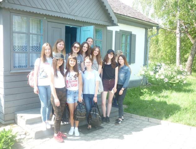 Волинських і луганських студентів об'єднала Леся Українка
