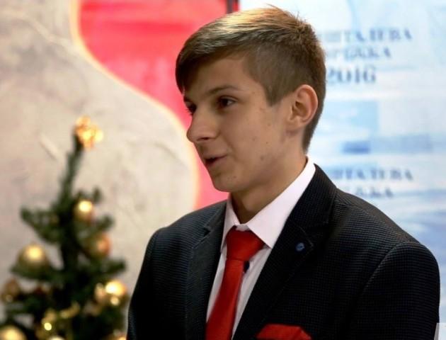 Волинянин Ерік Костриця успішно виступив на чемпіонаті України з легкої атлетики