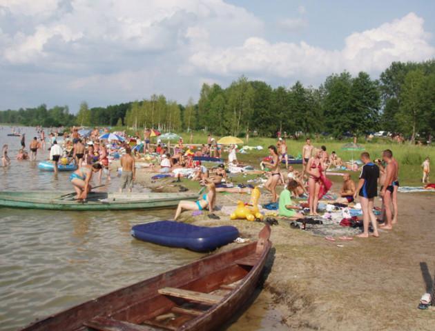 Підбили підсумки відпочинкового сезону на Шацьких озерах. ВІДЕО
