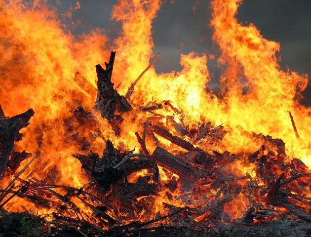 На Волині у пожежі загинула одна людина